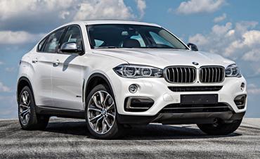 BMW Rental Dubai