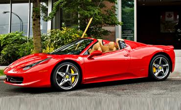 Good Ferrari Italia .