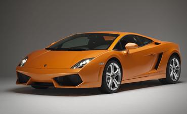 Superior Lamborghini Gallardo (orange)